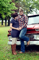 Wes & Kelsey {Maternity}
